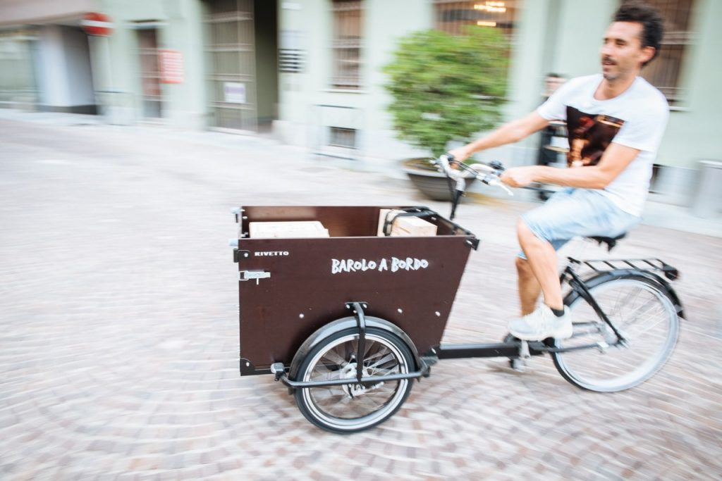 sustainable delivery in Alba