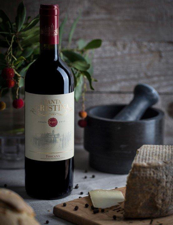 the beginner's palate Tuscan wine from Antinori